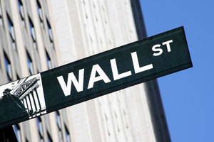 wall street - financial market
